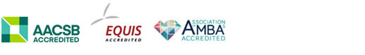 Triple Accredited